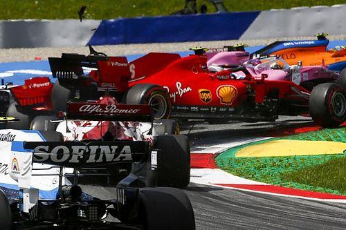 """Leclerc, après l'accrochage avec Vettel: """"J'ai fait le con"""""""