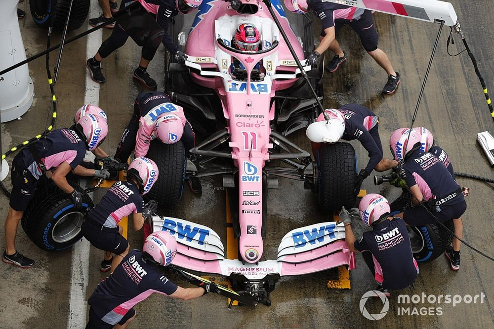 Racing Point warns rivals its car can be even stronger