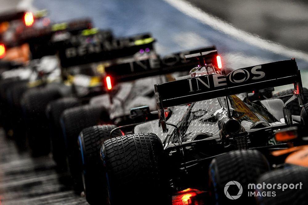 La prohibición de los mapas de motor empezará en el GP de Italia