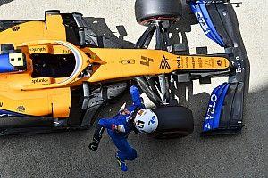 """Las actualizaciones de McLaren, reales """"mejoras"""" en Silverstone"""