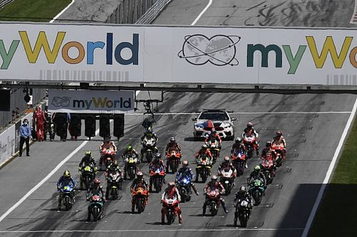 MotoGP on TV today – How can I watch the Styrian Grand Prix?