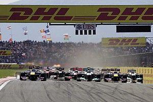Formule 1 tijdschema: De vroege Grand Prix van Turkije