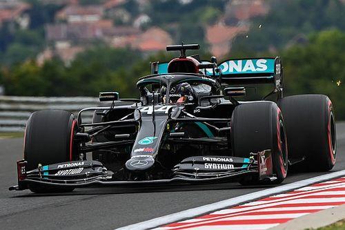 EL1 - Hamilton mène un doublé Mercedes en Hongrie