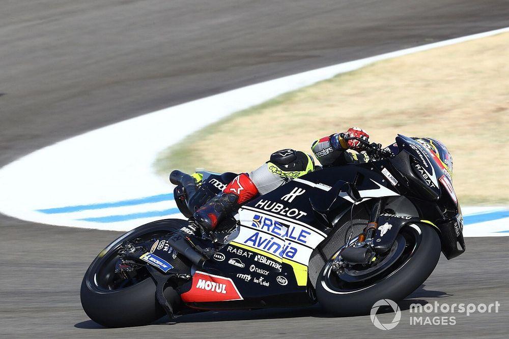 Zarco, Ducati'nin sürüş tarzına alışmaya başladı