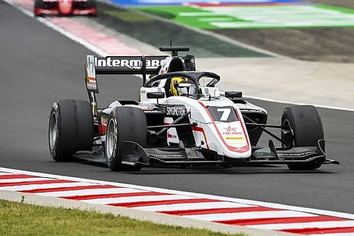 Hungaroring F3: Prodigal Pourchaire scores back-to-back wins