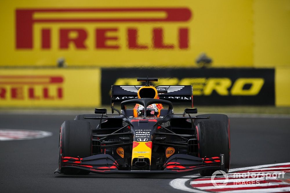 """Verstappen has """"a lot of work to do"""" after practice"""