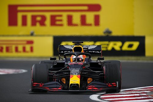 "Verstappen has ""a lot of work to do"" after practice"