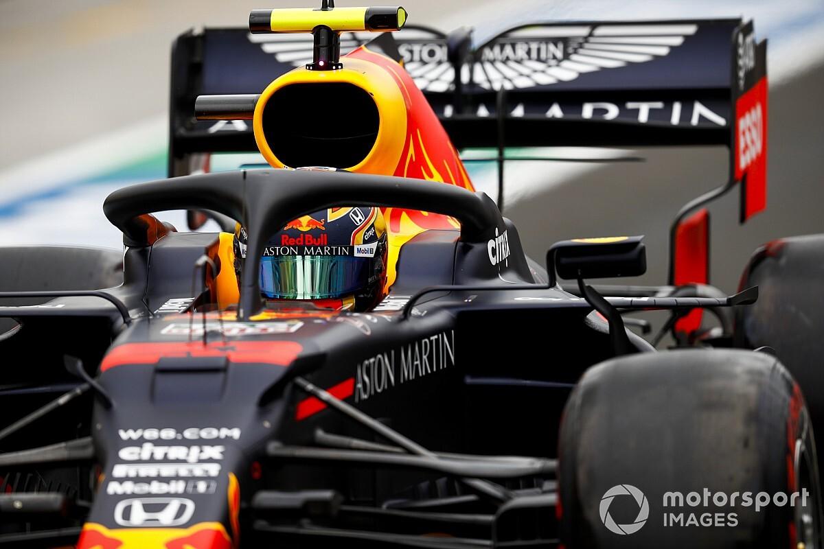 """Albon is zoekende: """"Maar Vettel zou ook worden verslagen door Max"""""""