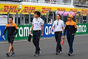 A McLarennél nem várnak komplikációkat Norris sérülése miatt