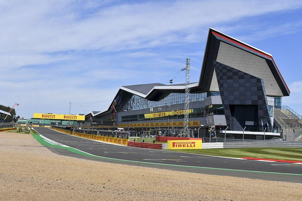 Silverstone anuncia la fecha del gran premio de MotoGP para 2022