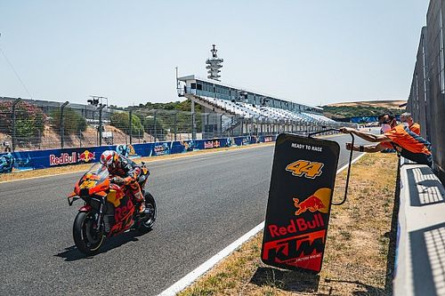 Espargaro admits fifth place in the standings a surprise