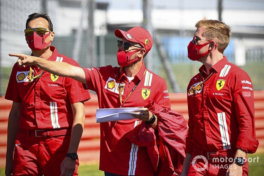"""Vettel: """"Futuro? Voglio prendermi tutto il tempo necessario"""""""