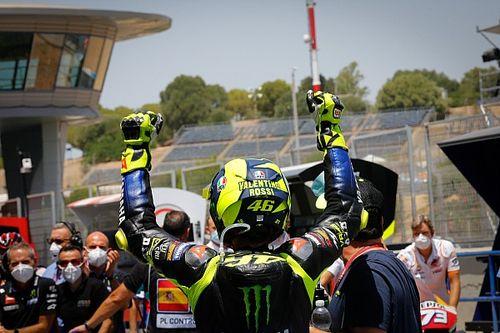 Rossi twijfelde aan toekomst na rampzalige Spaanse GP