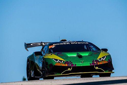 Brasil conquista dois pódios com Leo Lamelas em estreia no Lamborghini Super Trofeo