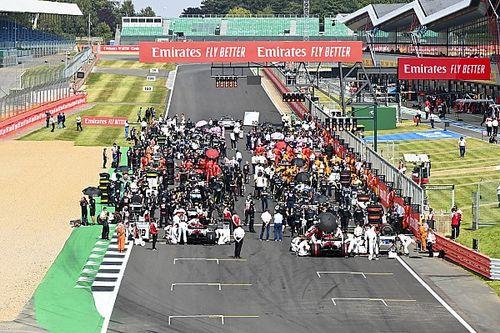 Teams scharen zich unaniem achter sprintraces