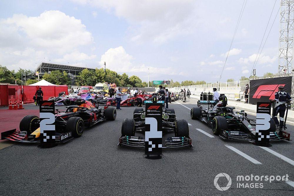 """Horner: """"Verstappen ile Hamilton arasında çok küçük fark var"""""""
