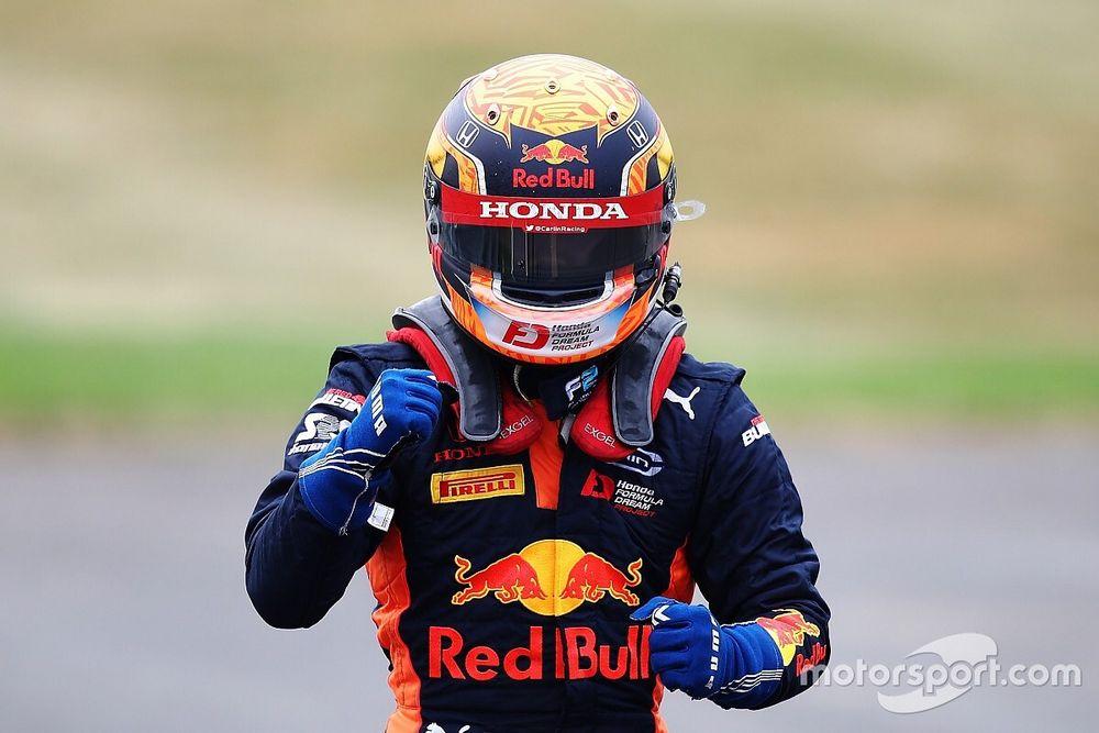 Yuki Tsunoda, plus proche de la F1 que jamais avec Red Bull