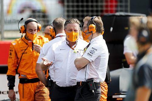 McLaren Hadapi Tantangan Besar pada F1 2021