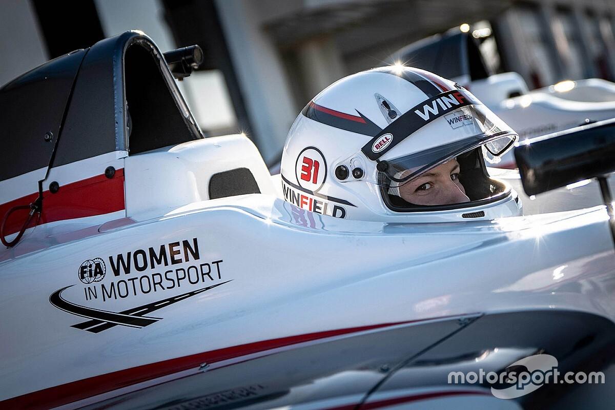 FIA en Ferrari lanceren project om vrouwelijk racetalent te helpen