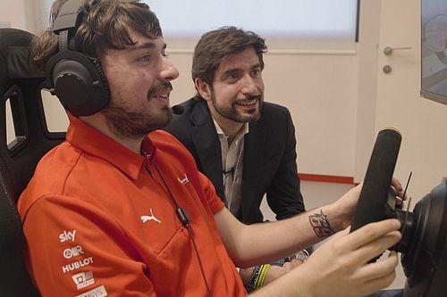 """Virtual 24h, Laurito: """"Che emozione correre a Le Mans!"""""""