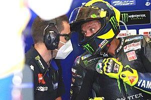 Rossi no descarta a Márquez para ser campeón