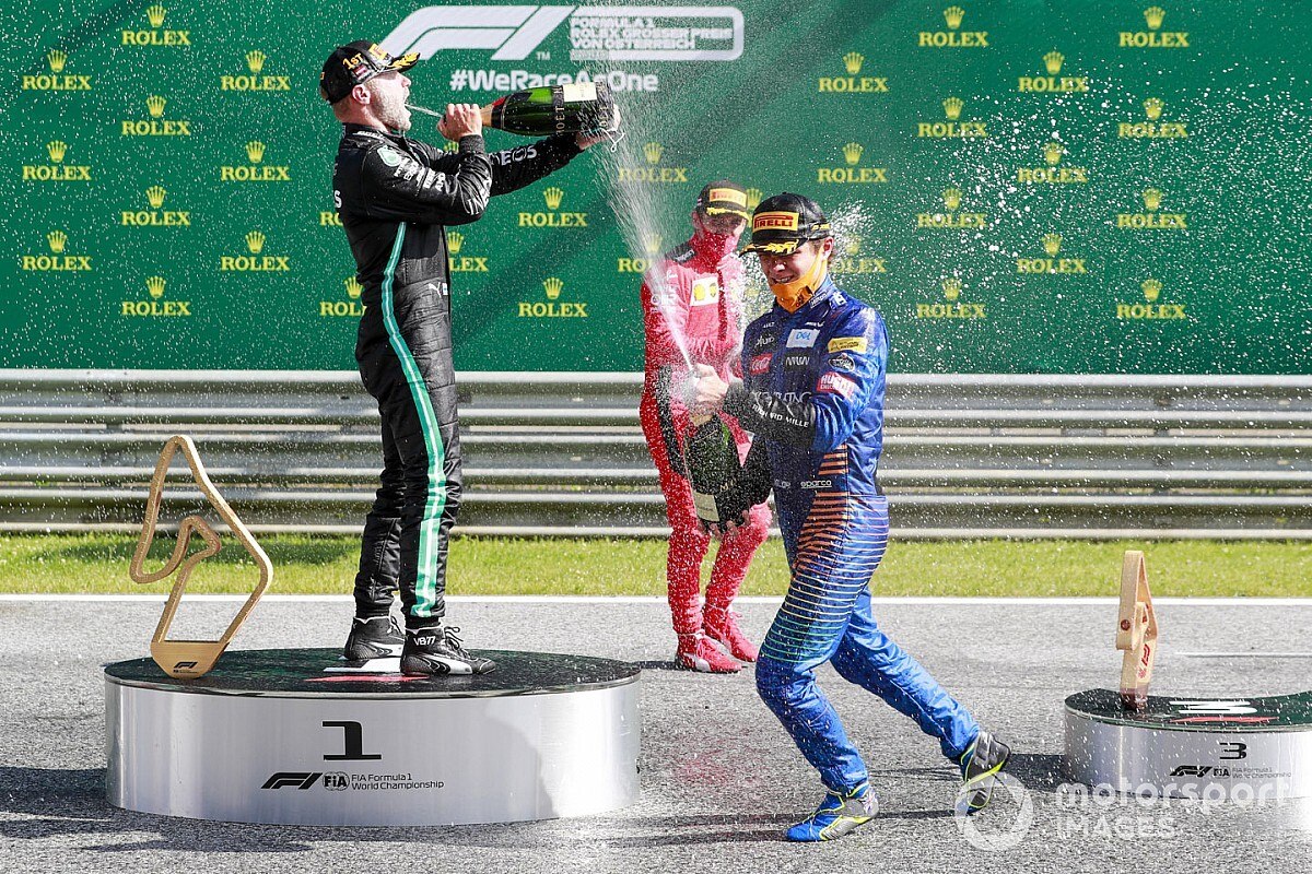 Avusturya GP: Pilot performans puanları