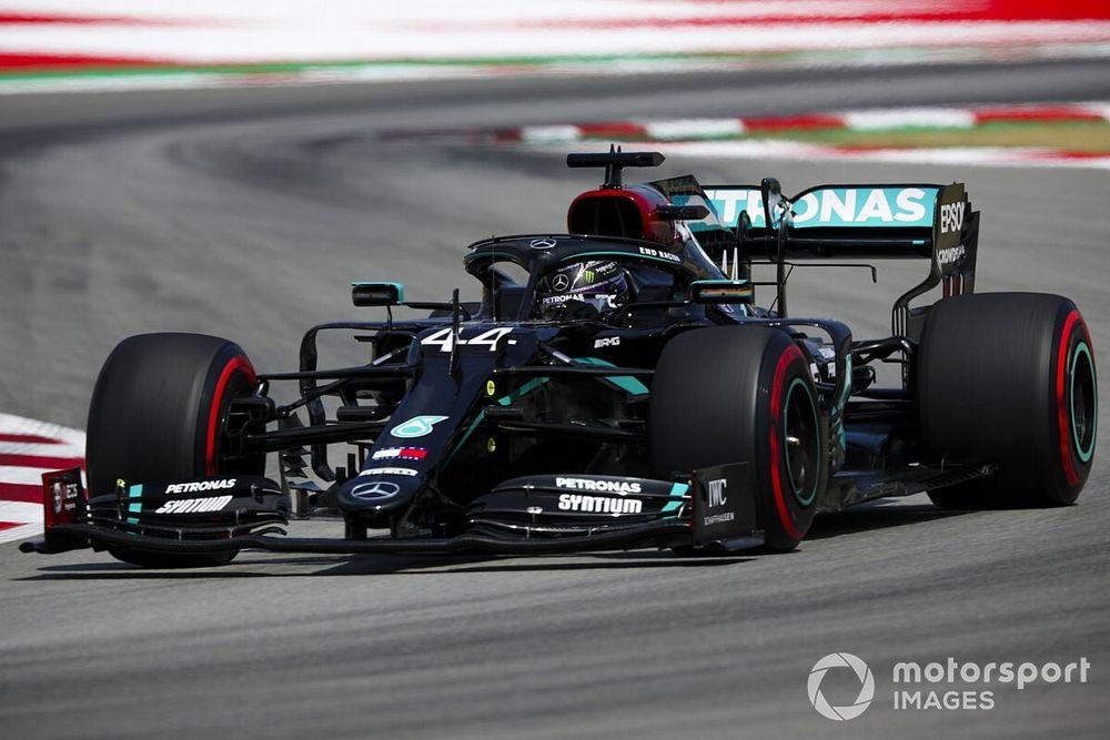 Mercedes pilotları, son haklarında neden daha iyi olamadıklarını bilmiyorlar