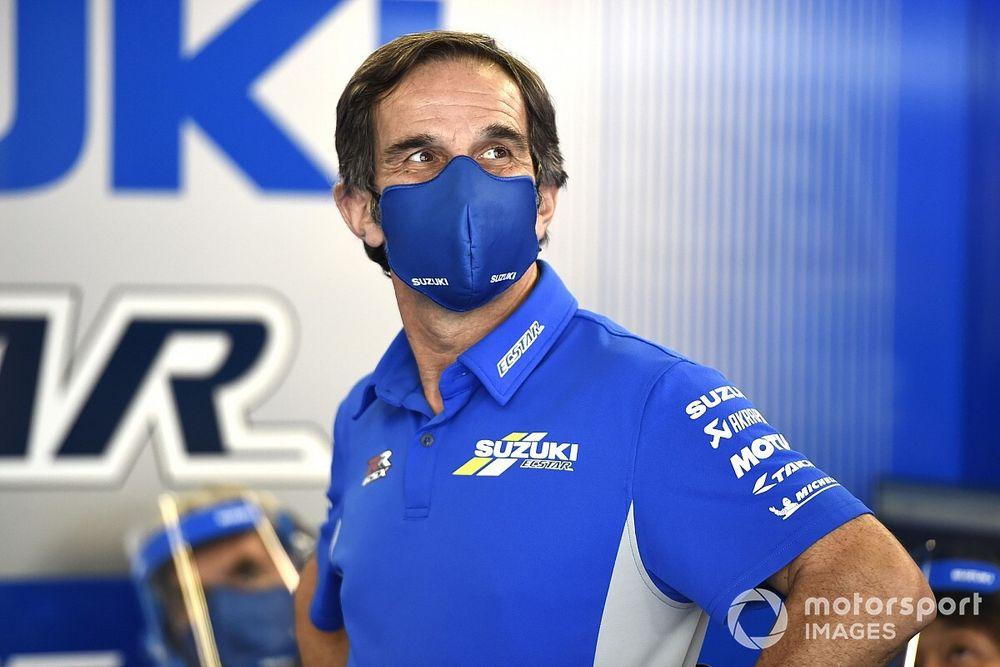 Suzuki: MotoGP stewards influence should be reduced