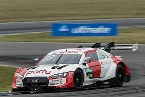 Lausitzring DTM: Rast, son turda Müller'i geçirmeyerek yarışı kazandı