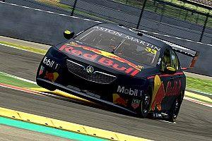 Verstappen twee keer tweede bij Supercars Eseries Barcelona