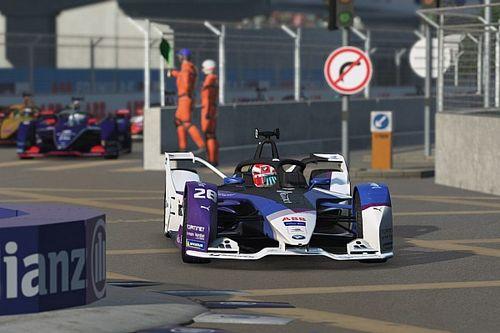 Гюнтер выиграл третью кибергонку Формулы Е из трех