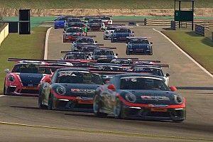 Assista à Corrida das Estrelas virtual da Porsche Cup Brasil