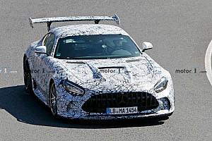 Akár 700 lóerős is lehet majd a Mercedes-AMG GT R Black Series