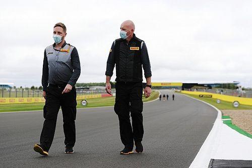 «Мы не можем выйти на трассу и остановить их». Pirelli призвала команды к благоразумию
