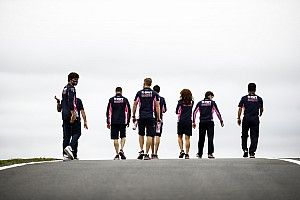 Лучшие фото Гран При 70-летия Ф1: четверг