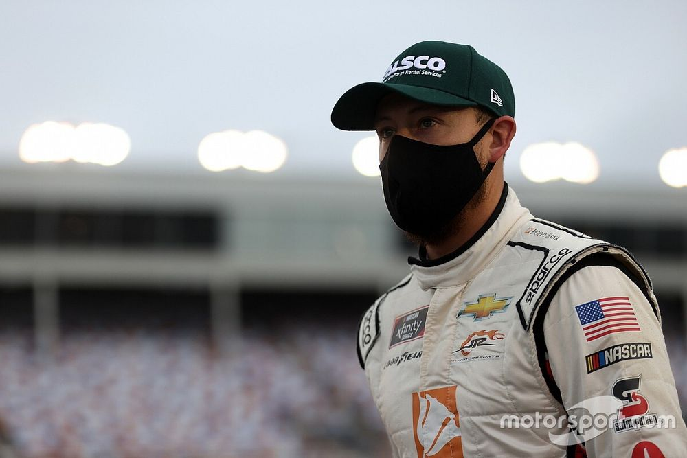 Daniel Hemric joins JGR Xfinity Series program for 2021