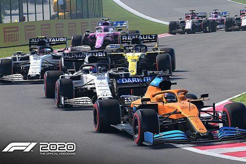 Ortombo Akademi İle F1 2020 Espor Heyecanı Başlıyor!