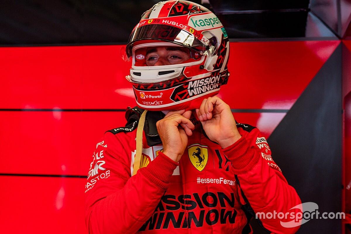 """Leclerc : """"Sûr à 99% que ce sera plus difficile"""" qu'en 2019"""
