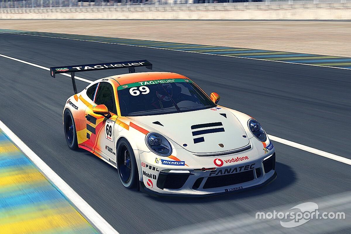 15:45: Verstappen racet op Circuit Zandvoort in 'WK iRacing'