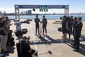 "Coronavirus making Australian GP atmosphere ""different"" - Albon"