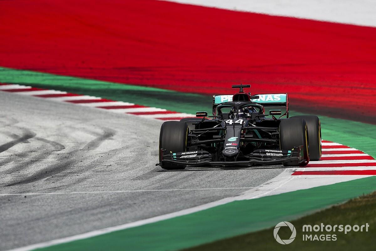 Hamilton: Az idei a legjobb autó, amelyet a Mercedes valaha készített