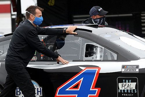 NASCAR heads home to Charlotte: When is it and how to watch