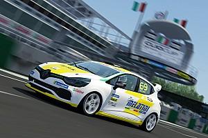 Clio Cup Italia eSport: gran successo per la prima gara di Monza
