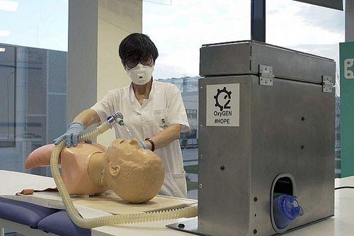 SEAT fabrica 300 respiradores al día, para ayudar frente al coronavirus
