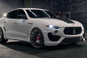 624 lóerős teljesítmény és megnyerő külső – itt a Novitec által újragondolt Maserati Levante