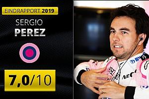 Eindrapport Sergio Perez: Strijder zonder de juiste wapens