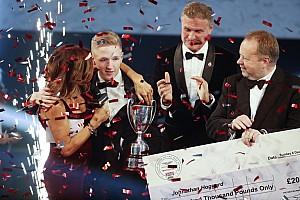 Dit zijn de winnaars van de prestigieuze Autosport Awards