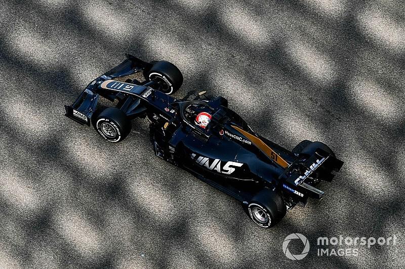 Képek az idei utolsó F1-es tesztnapról Abu Dhabiból