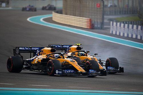 McLaren, test programını açıkladı