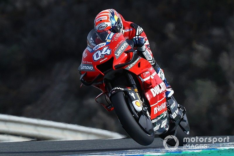 """Dovizioso wants more from """"very interesting"""" new Ducati chassis"""